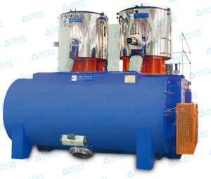 SRL-W PVC Compounding Mixer