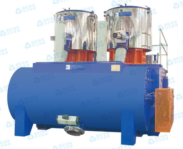SRL-W PVC Compounding Mixer