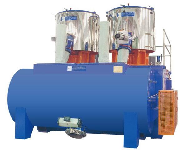 PVC Compounding Mixer